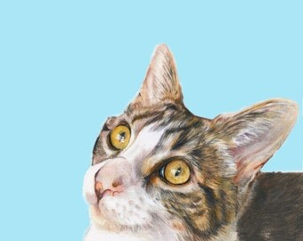 Custom Commission- Pet Illustrations/Portrait