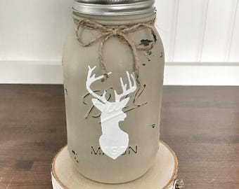 Kids Christmas Gift, Unique gift for kids,Gifts for kids, Baby gift, Mason Jar Piggy Bank, mason jar Coin jar, nursery decor