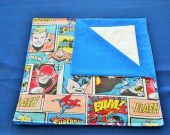Superhero Paper Napkin Holder