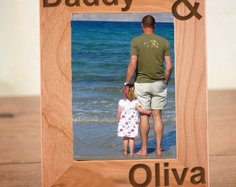 Daddy & Me Frame