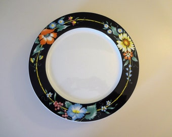 Villeroy & Boch Plates Xenia Retired Discontinued Set Of 5