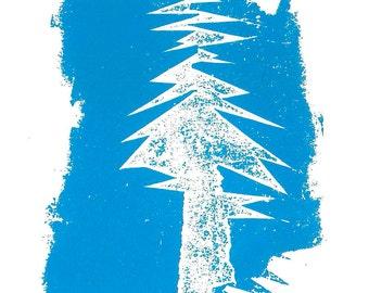 Tree II Greeting Card