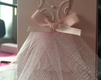 Ballerina favor, ballerina treat box, birthday favor, ballet, 5ct