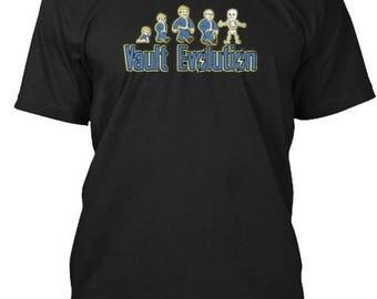 Fanmade Vault Evolution Shirt