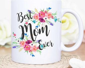 Best Mom Mug, Worlds Best Mom, Gifts for mom, mom gifts, Mothers day gift, Mom mug, mom from son, coffee mug, cute mug, present for mom, mug
