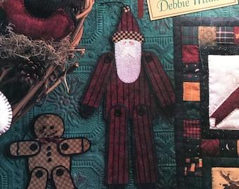 Debbie Mumm Make it Quick for Christmas pattern book