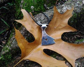 Perun Axe Pendant Amulet Viking Slavic Reenactment Asatru