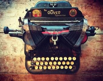Oliver Typewriter No5