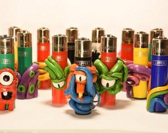Custom Clipper Lighter