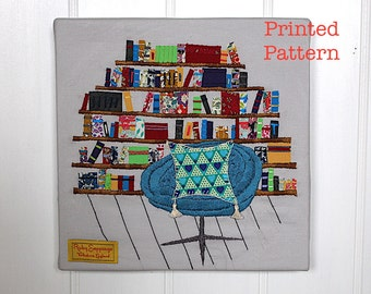 The Chair Quartet #4 Embroidery Pattern (Printed)