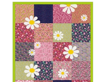 Daisy...Daisy Quilt Pattern (Printed)