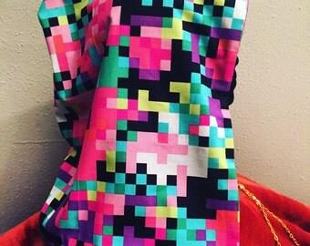 Pixels Festival Hood