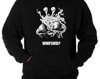 Flying Spaghetti Monster Hoodie Sweatshirt Pullover FSM fsm Jumper Gildan Athletic wwfsmd