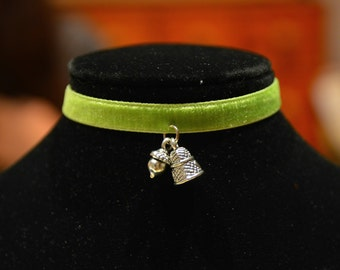 Peter Pan and Wendy Inspired Choker