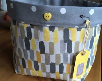 Fabric Cotton Basket