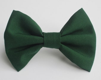 Evergreen Bow Tie- All Sizes