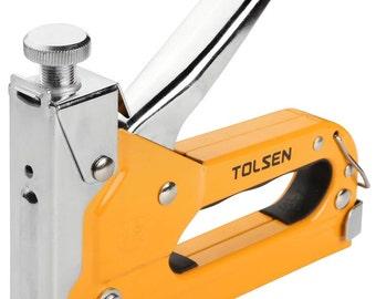 Tolsen Heavy Duty 3-Way Staple Gun