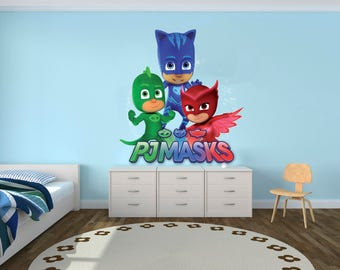 Cartoons Baby Boy Room Nursery - Mural Wall Decal Sticker For Home Bedroom (MM)