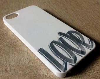 IPhone SE/5 / 5s Case Handmade Custom
