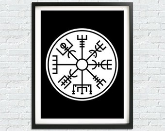 Wiccan Print, Witchcraft Print, Witchcraft Sign, Wiccan Art, Witch Decor, Esoteric, Ritual Room, Occult Print, Occult Art, Meditation Room,