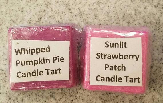 Candle Tarts/Melts, soy wax, eco friendly, choose your color, choose your scent, soy wax melts, soy wax tarts, candle melts, candle tarts