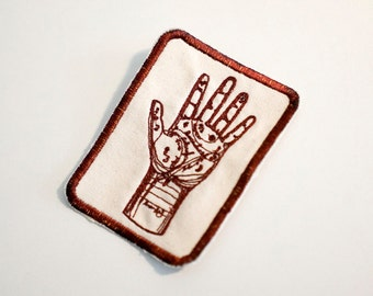 Palmistry - Palm Reading Patch