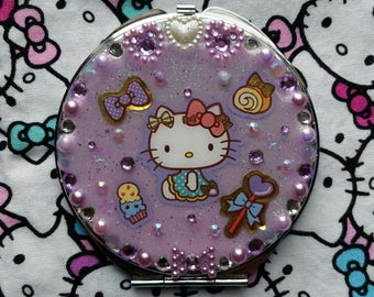 Kitty Purple Compact