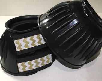 Chevron Bell Boots