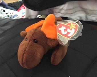 WRONG Tag***RARE***Chocolate the Moose
