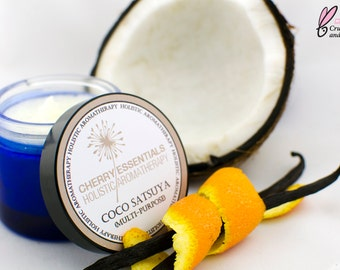 Coco Satsuya (Coconut & Orange Skin/Hair Treatment)