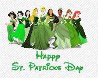 Disney st patricks etsy - Disney st patricks day images ...