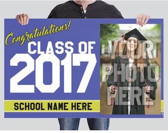 BANNER - Graduation Banner - Party