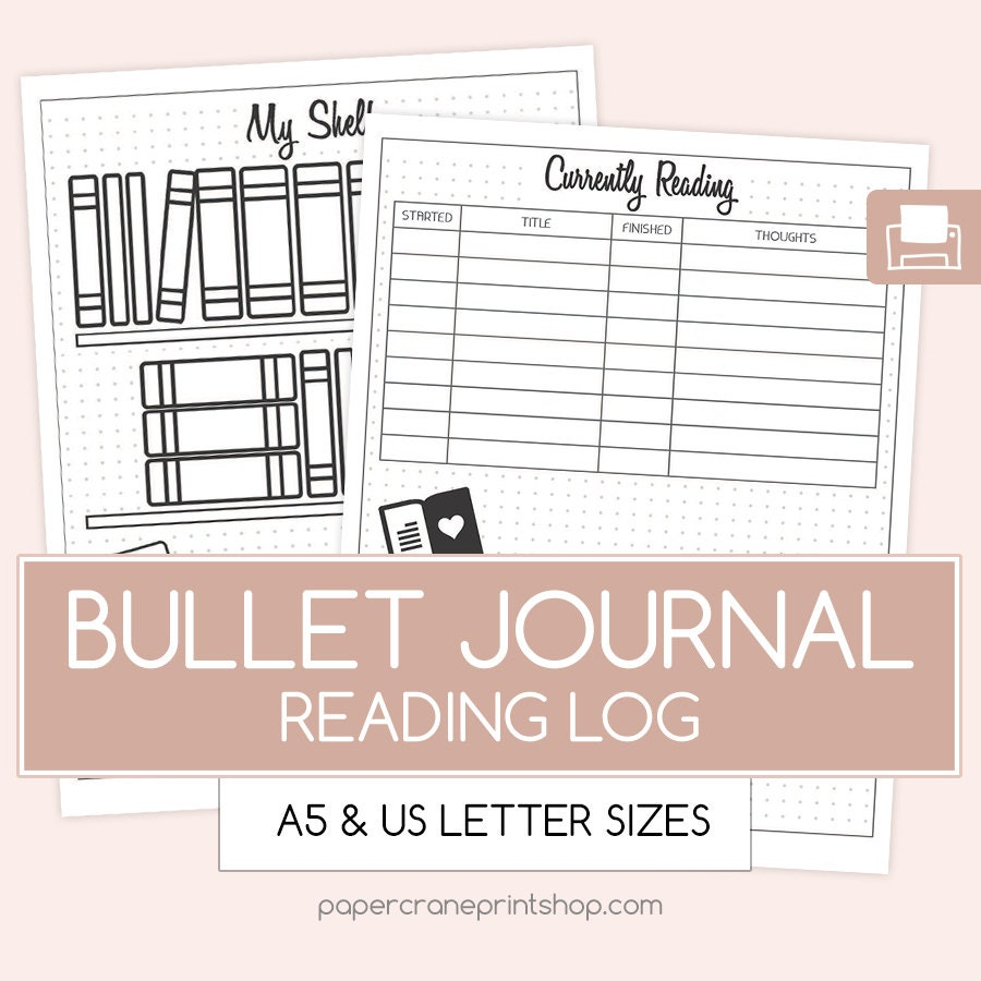 It's just an image of Dynamite Reading Journal Printable