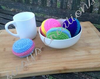 Crochet Macaroons