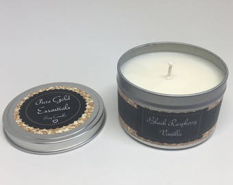 Pure Soy Scented Candle (8oz Tin)