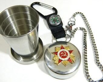 "GLASS FOLDING BAG ""Order of Patriotic War"""