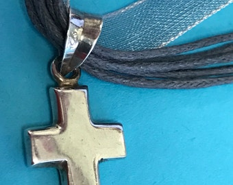 Cross on a Cord
