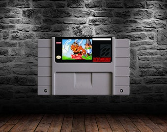 Asterix - Old-school Roman Platforming at its Finest - SNES
