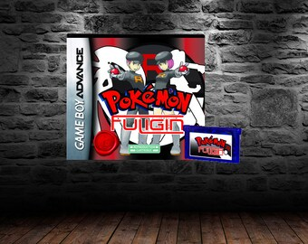 Pokemon Fuligin - Join Team Rocket and Protect the World - GBA