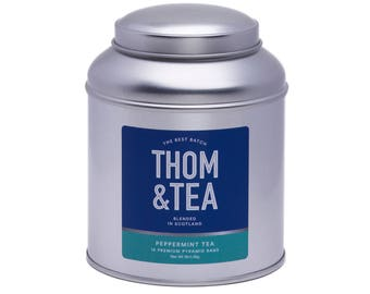 Tea Caddy - Peppermint Tea