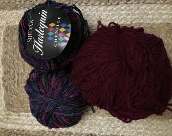 Yarn Supplies, Knitting Yarn, Novelty Yarn