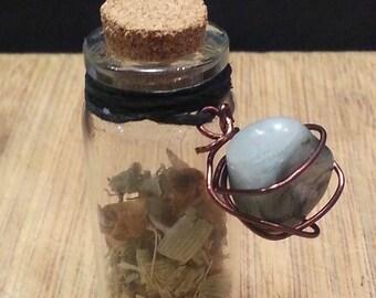 Amulette prospérité, succès en affaire wiccane/ prosperity,, success in business amulet wiccan