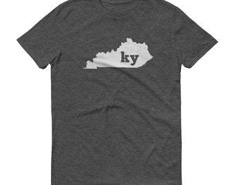 Kentucky Tshirt, Kentucky, Kentucky Shirt, KY Shirt, Kentucky Tee, State Pride, Kentucky Gifts, Kentucky State, Map, Shirt, TShirt, Tee, KY
