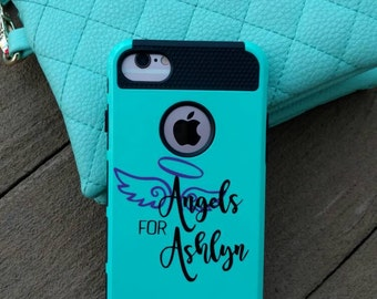 Angels For Ashlyn iPhone 6S / iphone 7 Case