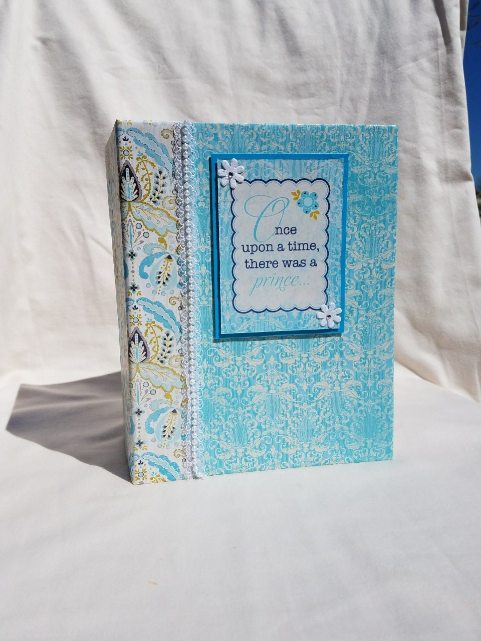 How to scrapbook baby book - Sold By Scrappindaily