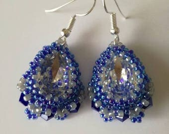 Earrings Blue Lagoon