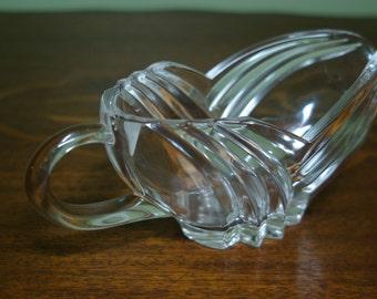 Lenox Crystal creamer