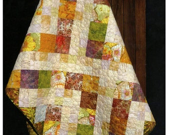 Mango Parfait Quilt Pattern - Great for Precuts!