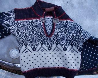 Dale of Norway,Christiania Sweaters Norway sweaters ,Alpine sweaters, Norway Crafts Child's  Sweater Scandinavian Sweater