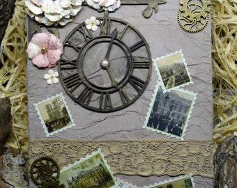 Time Traveler Notebook